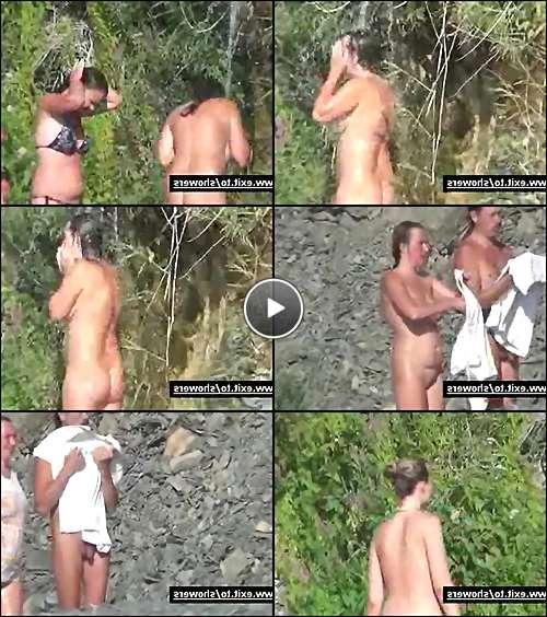 nudist camp women video